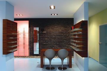 raumwelten der augenoptiker. Black Bedroom Furniture Sets. Home Design Ideas
