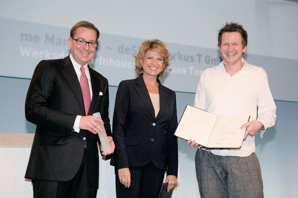 designpreis der bundesrepublik deutschland 2007 der augenoptiker. Black Bedroom Furniture Sets. Home Design Ideas