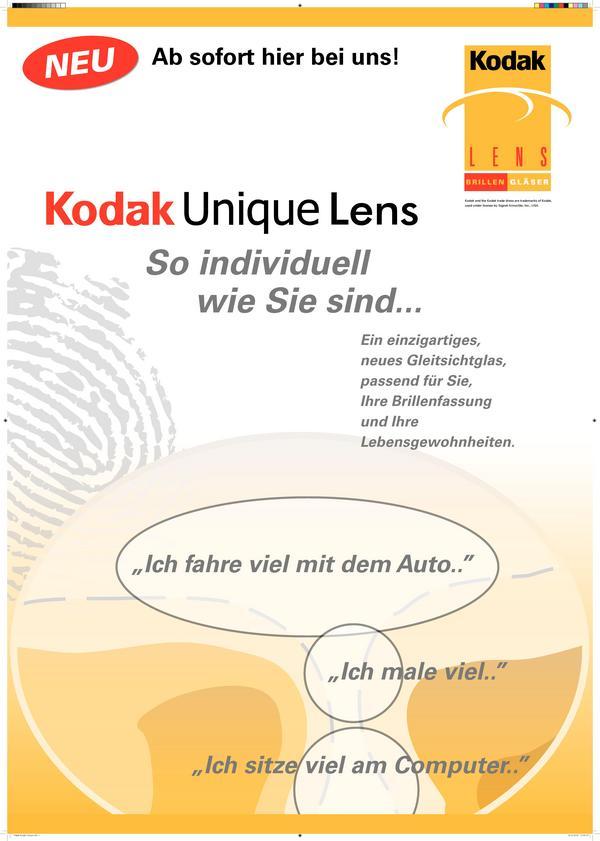 Bekanntheitsgrad kaum zu toppen. KODAK: Made in Germany ...  Bekanntheitsgra...