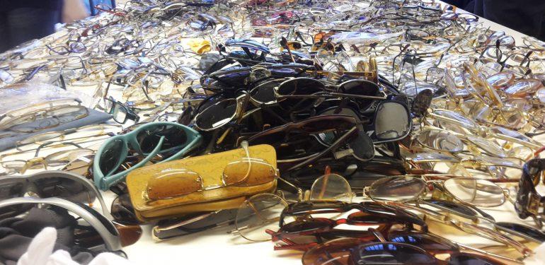 Brillen gespendet