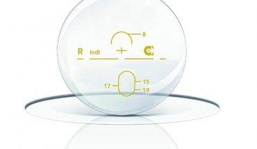 Gleitsichtglas-Kategorien