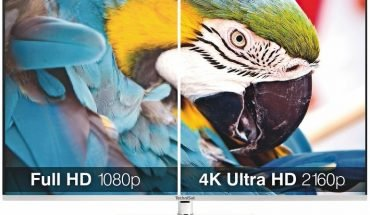 4K_television_display_with_comparison_of_resolutions._Ultra_HD_on_on_modern_TV