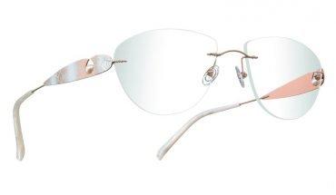 Damenbrille
