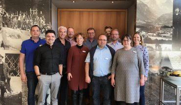 Teilnehmer am Unternehmerwochenende von Rodenstock