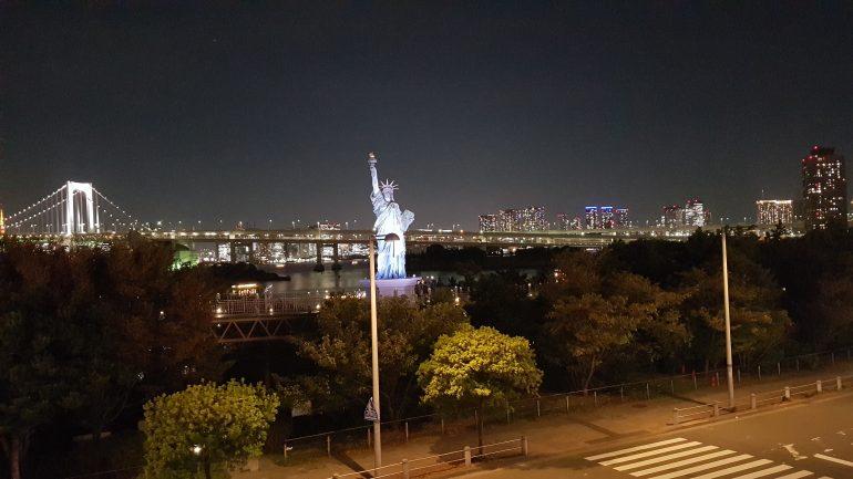 Tokio am Abend